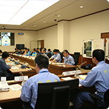 Head quarter of the metropolitan area wide area disaster prevention