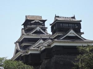 熊本城被災 (1)
